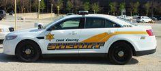 Cook County, Illinois Sheriff Vehicle - 2016