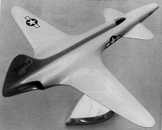 The Lockheed L-133 was designed to be the first jet fighter of the US Forces during the first half of World War II.