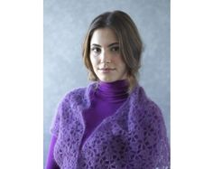 South Bay Shawlette (Crochet)