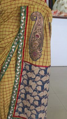 A malkha designer saree