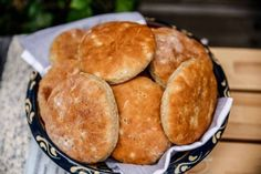 Artisan Bread Recipes, Baking Recipes, Snack Recipes, Snacks, Swedish Bread, Grandma Cookies, A Food, Food And Drink, Bread Bun