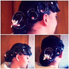 ❤️❤️❤️ #ballroomhair  #dancehair #hairstylist #standard #updo #hair #braids #braidshair #styling #dancesport #ballroomdancing