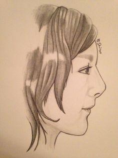 Me portrait   Shimo-shimory