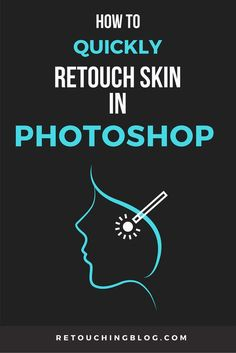 Beginner Photoshop Tutorial | How To Quickly Retouch Skin In Photoshop