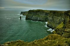 the cliffs of moher, ireland. i miss it here, too. probably one of the most exquisite places i've ever been.