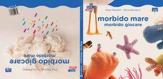 Morbido Mare. Morbido Giocare Libro Viceversa per bambini e genitori. Un libro per giocare e per fare