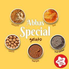 Gelato'nun mevsimi olmaz, lezzeti olur. Özel Tatlar'dan Abbas Special, kışın vazgeçilmezi olacak! #AbbasWaffleAnkara #AbbasGelato #ÖzelTatlar #AbbasSpecial Gelato, Waffles, Instagram Posts, Ice Cream, Waffle