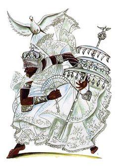 Oxalá é o pai de todos os Orixás, ele oferece ajuda a todos nos momentos de dificuldade. Este Orixá possui uma capacidade incrível de argumentação, além de muita simpatia. Destaca-se, ainda, por sua inteligência e por seu forte poder de auxiliar as pessoas quando necessitam. Segundo a cultura afro-brasileira, é o primeiro orixá e também o responsável pela criação da vida na terra.
