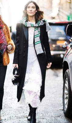 The $0 Style Trick Every True Fashion Girl Swears By via @WhoWhatWear
