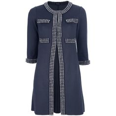 Charlott Pearl Embellished Coat (24,285 MXN) ❤ liked on Polyvore featuring outerwear, coats, embellished coat and charlott