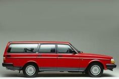 Volvo 240 wagon thecollector