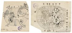 Hunched Over a Microscope, He Sketched the Secrets of How the Brain Works - The New York Times