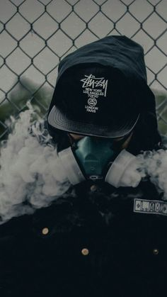breathe it in. that stuff ur breathing is called fear, loneliness, and hurt Wallpapers En Hd, Joker Wallpapers, Hacker Wallpaper, Supreme Wallpaper, Gas Mask Art, Masks Art, Smoke Bomb Photography, Portrait Photography, Animal Photography