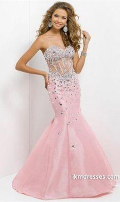 http://www.ikmdresses.com/2014-Sweetheart-Mermaid-Prom-Dress-Taffeta-With-Rhinestone-Beaded-Bodice-p85155
