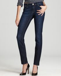 DL1961 Jeans - Coco Curvy Straight in Solo Wash | Bloomingdale's