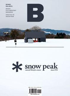 No.3 SNOW PEAK