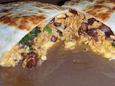 Skinny Bovine's Kitchen: five ingredient fridays: make-ahead lunch wraps
