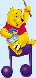 animated gif pooh | the pooh gif photo: Winnie The Pooh. Animated Graphics, Animated Gif ...