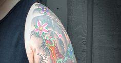 Great Lakes Tattoo: Ryan's Portfolio  #koi #tattoo #dragon #Japanese #traditional #fingerwave #sleeve #tattoosformen
