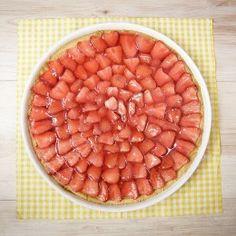 ESSEN & TRINKEN - Erdbeertarte mit Mascarpone-Zimt-Creme Rezept