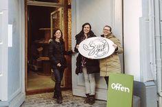 Goodbye Verpackungsmüll! Mit stückgut eröffnet der erste Unverpackt-Laden in Hamburg.