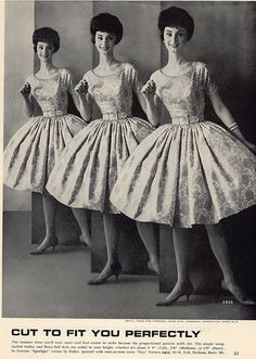 1961 Bubble Skirt