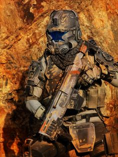 30 Seconds To Badass Titanfall Cosplay