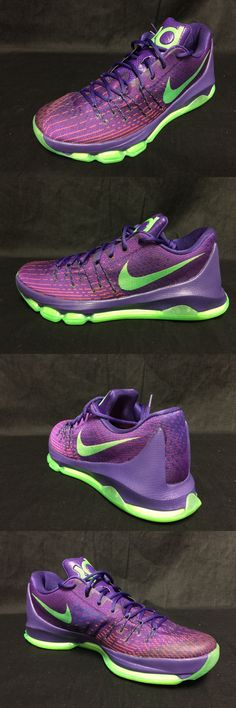 Men 158971: Nike Kd 8 Suit Men S Kevin Durant Basketball Shoes 749375-535 -> BUY IT NOW ONLY: $66.09 on eBay!