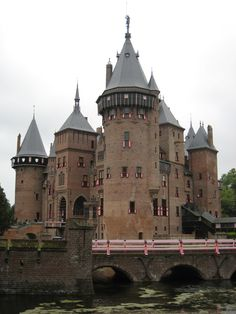 Castle De Haar is located near Haarzuilens, in the province of Utrecht in the Netherlands. The current buildings, except for the chapel, date from 1892 and are the work of Dutch architect P.J.H. Cuypers.
