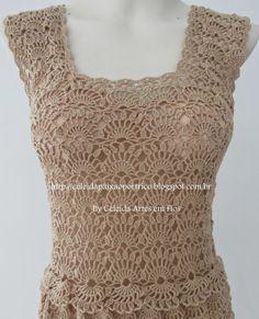Crochet Dress.