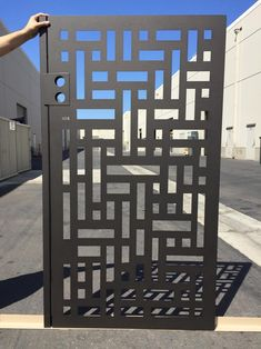 rost Contemporary modern metal gate,Modern Metal Gate , Custom size Art Pedestrian Walk Thru Entry Iron Steel Garden Front Gate Design, Steel Gate Design, House Gate Design, Door Gate Design, Metal Garden Gates, Metal Gates, Iron Gates, Gate Designs Modern, Modern Design