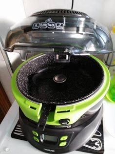 Freidora Sin Aceite TURBO CECOFRY 4D Queso Mozzarella, Cooker, Microwaves, Deep Fryer, Rice, Desserts, Snacks, Sweets, Thermomix