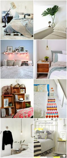 Bedroom makeover plans: gray and white with a few bursts of colour {forty percent fringe : sixty percent face}