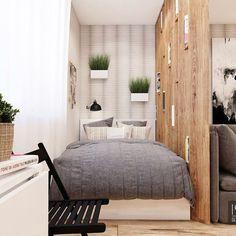 Home Decored Living Room Cozy Studio Apartments 64 Super Ideas Cozy Studio Apartment, Apartment Projects, Studio Apartment Decorating, Studio Condo, Condo Interior, Interior Design Living Room, Tiny Apartments, Studio Apartments, Bedroom Design Inspiration
