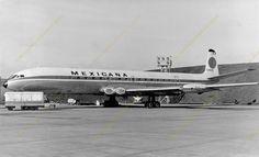Mexicana Comet - Heathrow