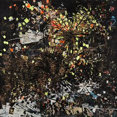 Mark Bradford is best known for his large-scale paintings made from materials that he gathers from the streets around his Los Angeles studio. Using bo...