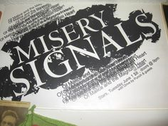 misery signals - Google Search