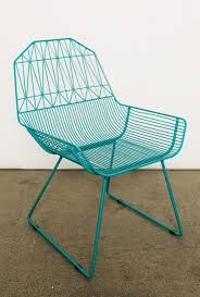 Image result for biscayne wire chairs