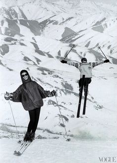 Image result for slim aarons ski