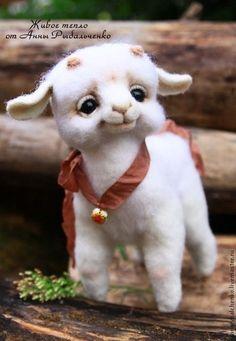 Felted lamb