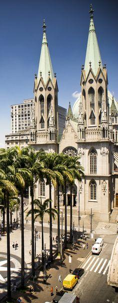 São Paulo Cathedral, São Paulo, Brazil