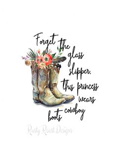 Cowgirl Boots - Suggestions To Successfully Owning Many Great Shoes Diy Tumblers, Custom Tumblers, Country Girl Quotes, Country Girls, Quotes About Motherhood, Wow Art, Glass Slipper, Cowgirl Boots, Western Boots