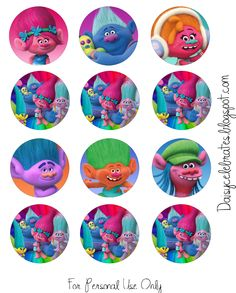 http://daisycelebrates.blogspot.com/2016/10/trolls-movie-birthday-party-printable.html#!/2016/10/trolls-movie-birthday-party-printable.html