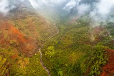 Kauai - Head in the clouds by chris.chabot, via Flickr