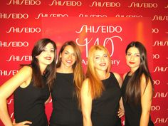 Shiseido events at Golden Hall Athens