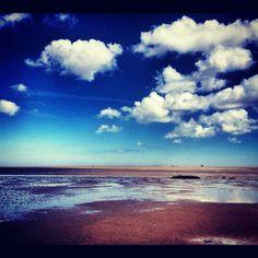 Cleethorpes seaside, UK