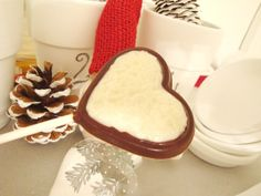Chocolate Heart Lollies.  Holiday Gourmets,  Festive by PernillasSS, $19.99