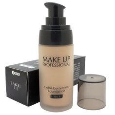Only $3.37 , Cosmetic Whitening Liquid Foundation Concealer Moisturizing Waterproof Nude Beauty Makeup PY8