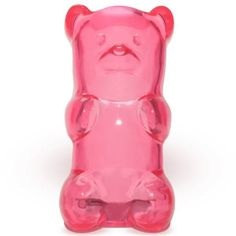 Product Image for GummyGoods Gummy Bear Nightlight in Pink 1 out of 2