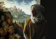 Still image from Lech Majewski's film THE MILL AND THE CROSS